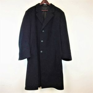 LAUREN RALPH LAUREN 48R Wool Over Coat